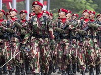 Di Hari Pahlawan, Presiden Jokowi Datangi Kopassus