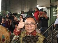 Ketua MPR Menolak Tegas Usulan Hak Angket DPR terhadap KPK