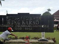 Rumah Pengasingan Soekarno Sepi Peminat Selama Libur Lebaran
