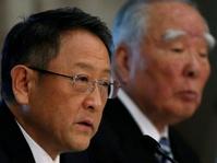 Toyota Akan Tanam Investasi $10 Miliar di AS