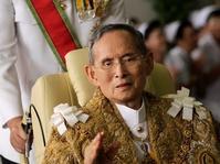 Jokowi Beri Penghormatan Terakhir untuk Raja Bhumibol