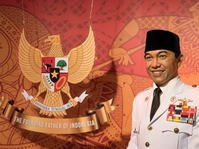 Jokowi sebagai Orang Indonesia Keempat di Madame Tussauds