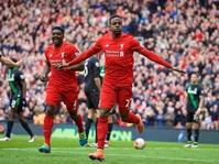 Di Televisi, Liverpool Juara Paruh Musim Liga Primer