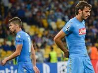 Hasil Liga Champions: Shakhtar Donetskvs Napoli Skor 2-1