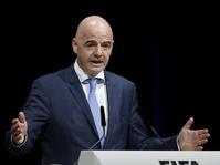 Nafsu FIFA Memperluas Piala Dunia