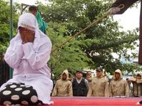 ICJR Meminta Hukum Cambuk di Aceh Dihapus