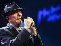 Musisi Legendaris Leonard Cohen Meninggal Dunia