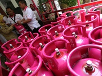 Pertamina Dorong Masyarakat Gunakan Elpiji Bright Gas