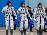 115 Hari Mengapung di Antariksa, 3 Astronaut Pulang Ke Bumi