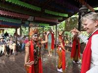 Delapan Juta Turis Asing Sambangi Indonesia