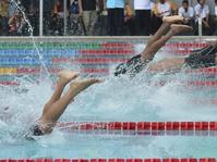 Atlet Renang Indonesia Raih Medali Emas di SEA Games 2017