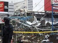 Ledakan di PHD Bekasi