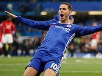 Hazard dan Courtois Kian Dekat dengan Kontrak Baru di Chelsea