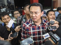 Ahok Minta Plt Gubernur DKI Tuntaskan Tugas Disposisi