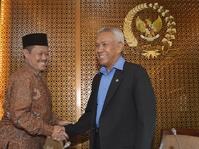 DPR Serahkan Pembahasan RUU Pemilu ke Pansus