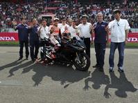 All New Honda CBR250RR Akan Diturunkan di Kejuaraan Asia