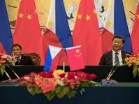 Ketika Duterte Tinggalkan AS dan Merapat ke Cina Demi Uang