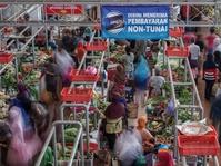 Pedagang Pasar Tradisional Harus Dilibatkan dalam Revitalisasi