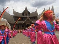 Talam di Festival Budaya Minangkabau