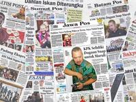 Wajah Jawa Pos Grup Sehari Setelah Dahlan Iskan Ditahan