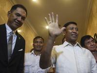 Wiranto Ajak Pengurus Lama dalam Kabinet Baru PBSI