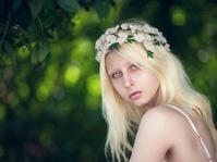 Kenya Gelar Kontes Kecantikan Albino Pertama di Dunia