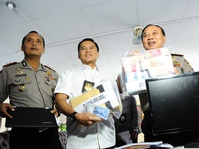 Salman Nuryanto Pimpinan Pandawa Group Dicokok Polisi