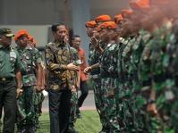 Presiden Apresiasi Pengamanan Demo 4 November