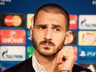 Transfer Bonucci ke AC Milan Masih Belum Pasti