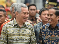 Jokowi, Lee, dan Kendal