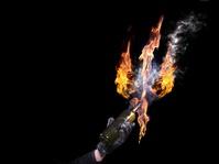Polisi Janji Segera Tangkap Pelaku Bom di Vihara Singkawang