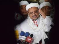 Mencari Keberadaan Rizieq Shihab