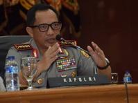 Kapolri Mutasi Gubernur Akpol karena Gagal Hapus Kekerasan