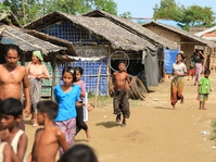 Soal Rohingya, Presiden Pilih Fokus Beri Bantuan Kemanusiaan