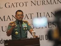 Panglima TNI Serukan Mahasiswa Cegah Aksi Provokasi