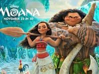 """Moana"" Sukses Duduki Puncak Box Office"