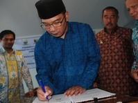 Pilgub Jabar, Nasdem Resmi Deklarasikan Ridwan Kamil