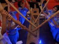 Pameran Alat Musik Tradisional Nusantara