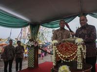 Pembukaan Perayaan Sekaten Yogyakarta