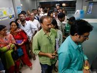 Pertumbuhan Ekonomi India Terancam Jatuh