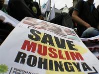 Demo Kasus Rohingya