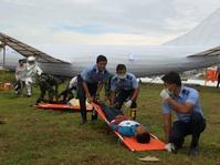 Latihan Penanganan Kecelakaan Pesawat