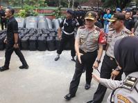 Polda Metro Jaya Turunkan 2.600 Orang Guna Amankan Debat