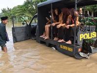 Banjir Melanda Ngawi