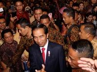 Jokowi Harap Korpri Jadi Pusat Inovasi Layanan Publik