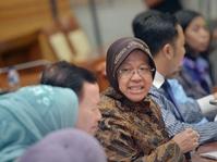 Risma Kembali Tegaskan Enggan Maju di Pilkada Jawa Timur