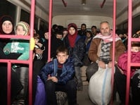 Evakuasi Penduduk Sipil dari Aleppo Ditangguhkan
