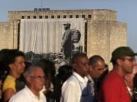 "Fidel Castro dan Che Guevara ""Reuni"" di Santa Clara"