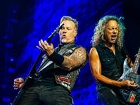 Metallica Puncaki Tangga Album Bilboard