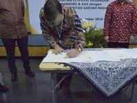 UGM Akan Buka Prodi Profesi Aktuaris
